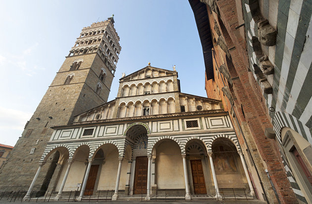 I FEEL TUSCAN: Pistoia Special Visit