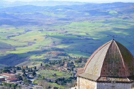 Volterra: history and Alabaster
